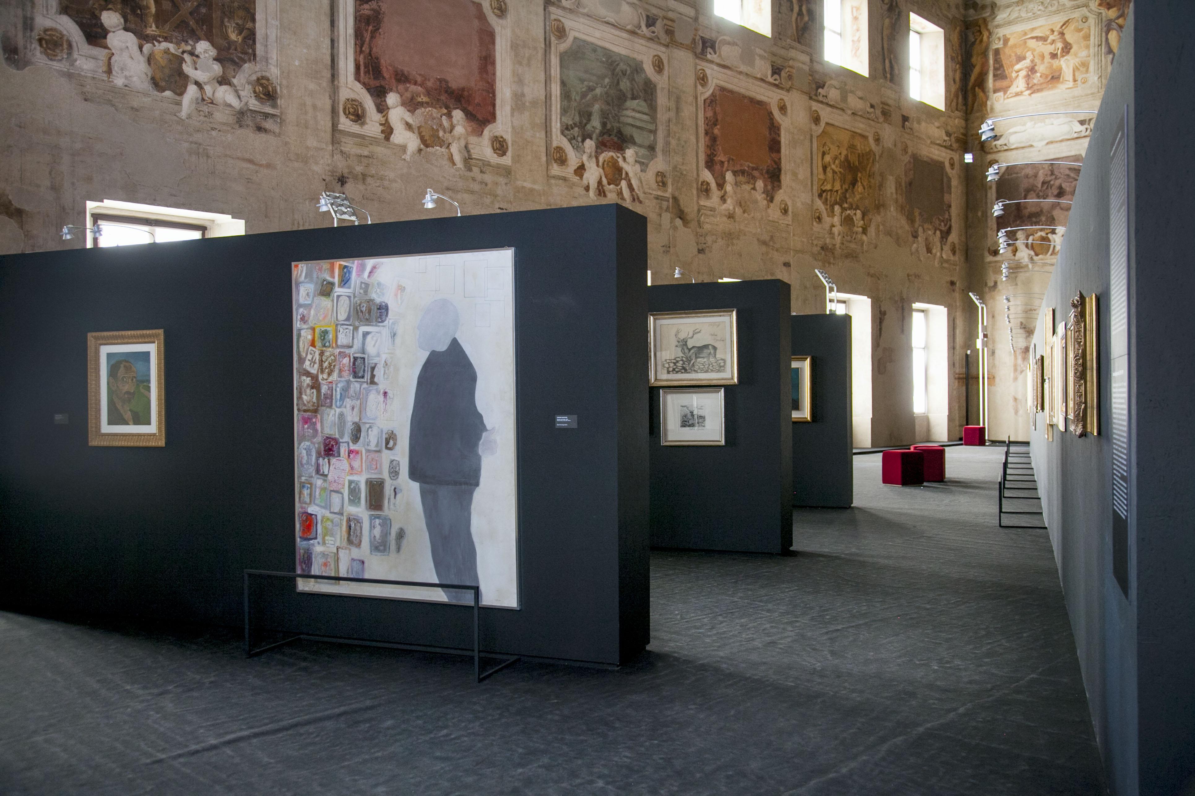 Gualtieri museo antonio ligabue e mostra ligabue - Gualtieri mobili reggio emilia ...
